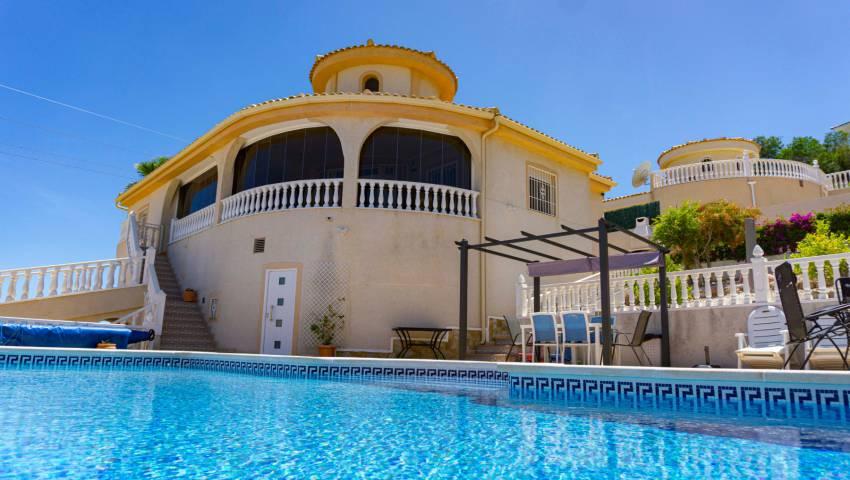 20641: Villa in Ciudad Quesada