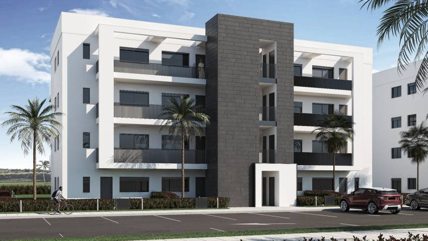 Apartment - New Build - Alhama - Alhama