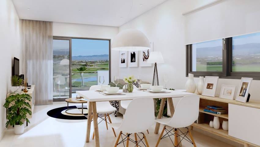 Apartment - New Build - Alhama De Murcia - Alhama De Murcia