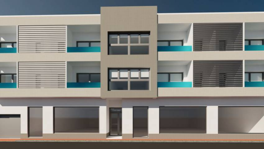 Apartment - New Build - Bigastro - Bigastro