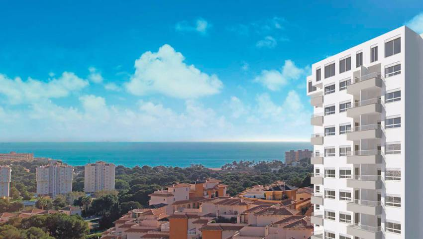 Apartment - New Build - Campoamor - Dehesa De Campoamor