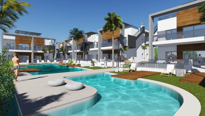 Apartment - New Build - Guardamar - El Raso