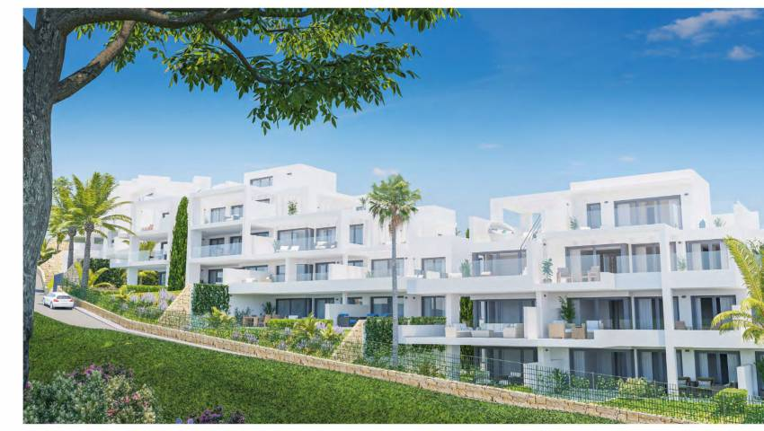 Apartment - New Build - Málaga - Estepona