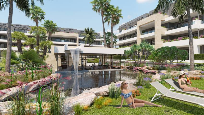 Apartment - New Build - Playa Flamenca - Playa Flamenca