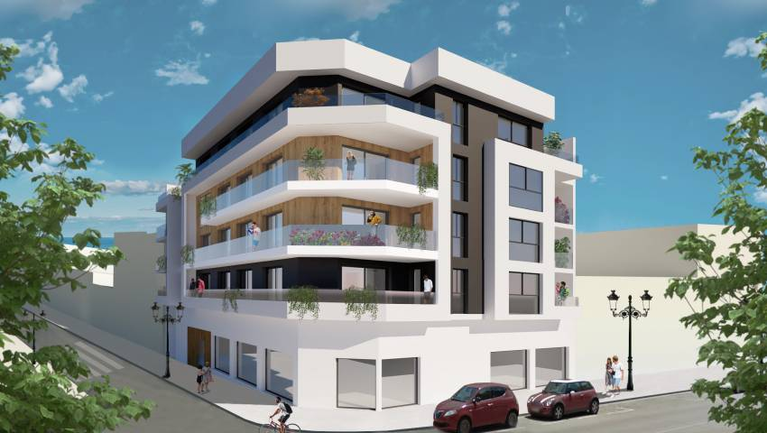 Appartement - Nouvelle construction - Guardamar - Guardamar