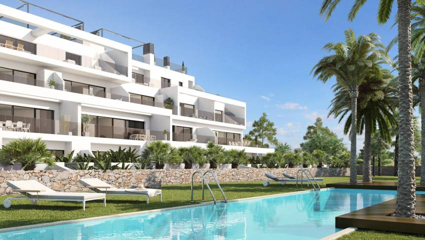 Appartement - Nouvelle construction - Las Colinas - Las Colinas