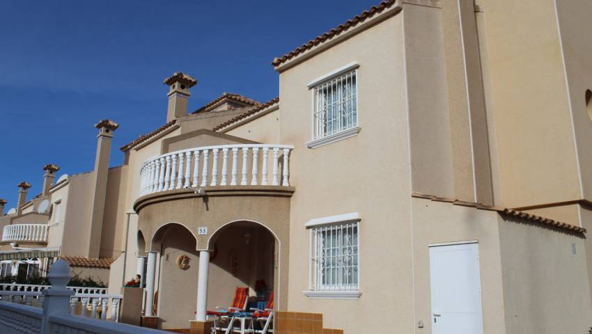 Semi Detached House - Resale - Playa Flamenca - Playa Flamenca