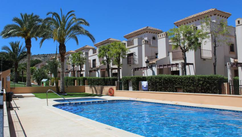 Semi Detached House - Venta - Algorfa - La Finca Golf