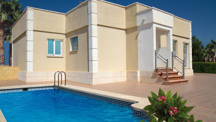 Semi-Detached Villa - Nybygg - SIERRA GOLF - SIERRA GOLF