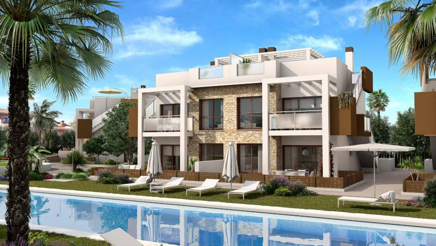 Townhouse - New Build - Los Balcones - Los Balcones