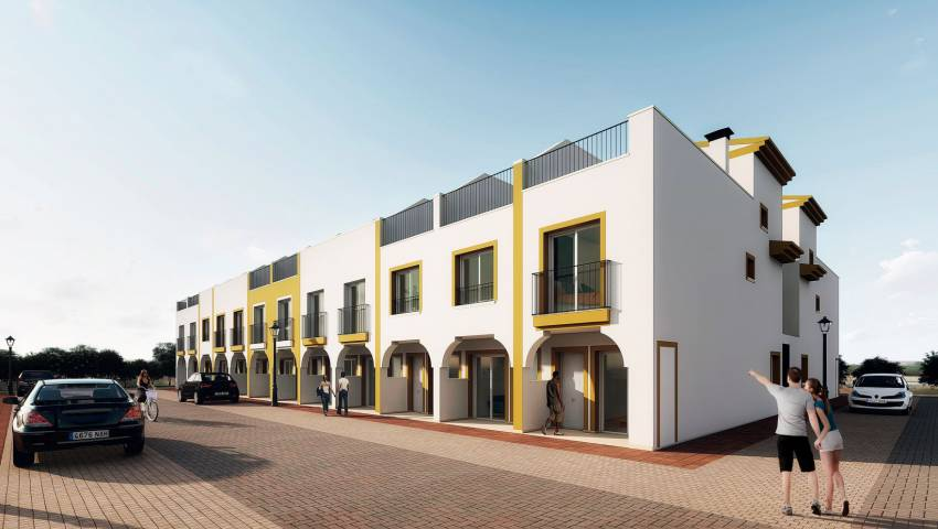 Townhouse - New Build - Murcia - Murcia
