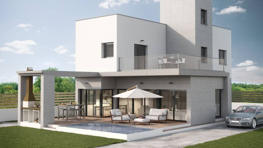 Villa - Conception et construction - Ciudad Quesada - Ciudad Quesada