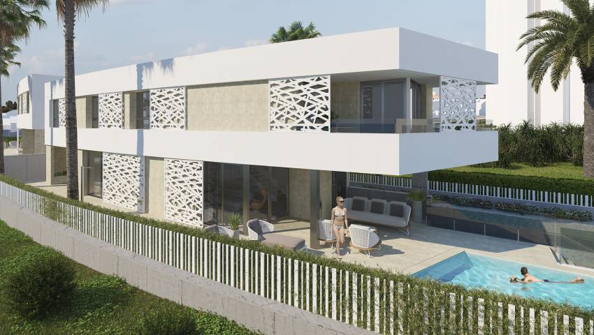 Villa - New Build - Alicante - San Juan de Alicante