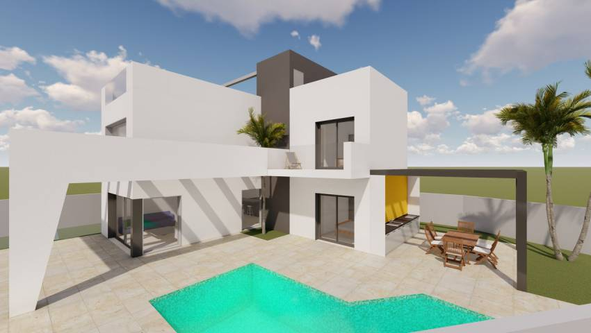 Villa - New Build - Ciudad Quesada - Town Center