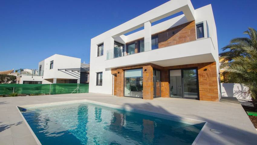 Villa - New Build - Torrevieja - El Chaparral
