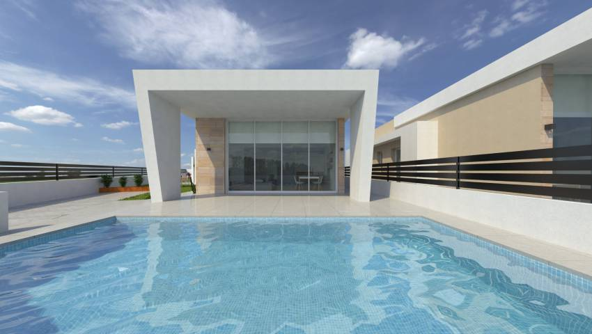Villa - New Build - Torrevieja - La Torreta