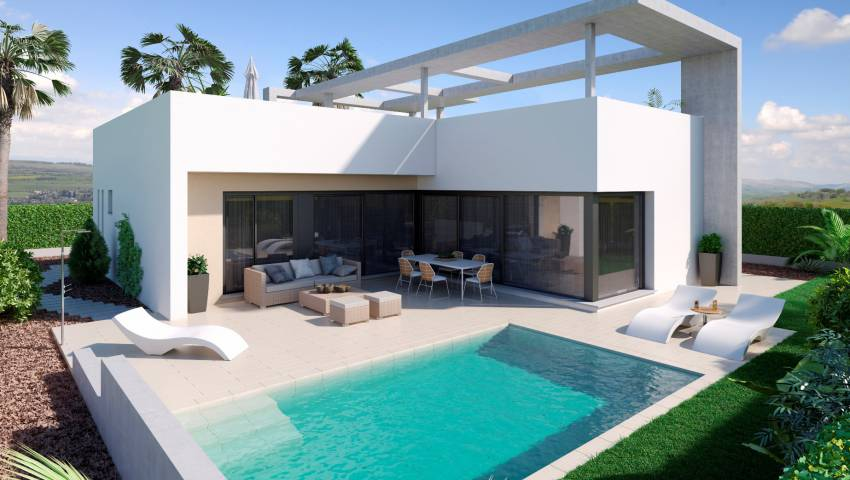 Villa - Nouvelle construction - Benijofar - Benijor, South Costa Blanca