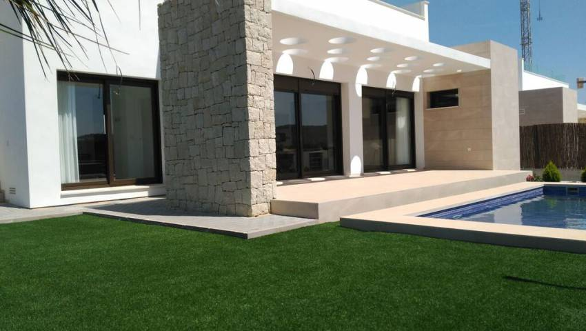 Villa - Nouvelle construction - Vista Bella Golf - Entre Naranjos