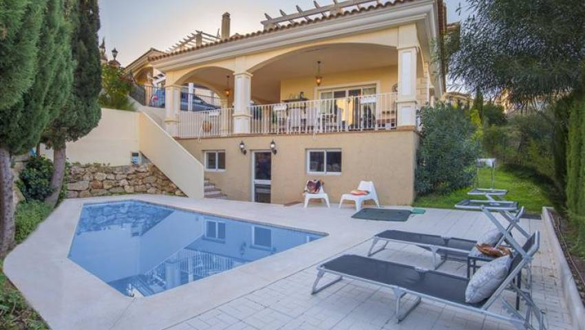 Villa - Resale - Mijas Golf - Costa del Sol