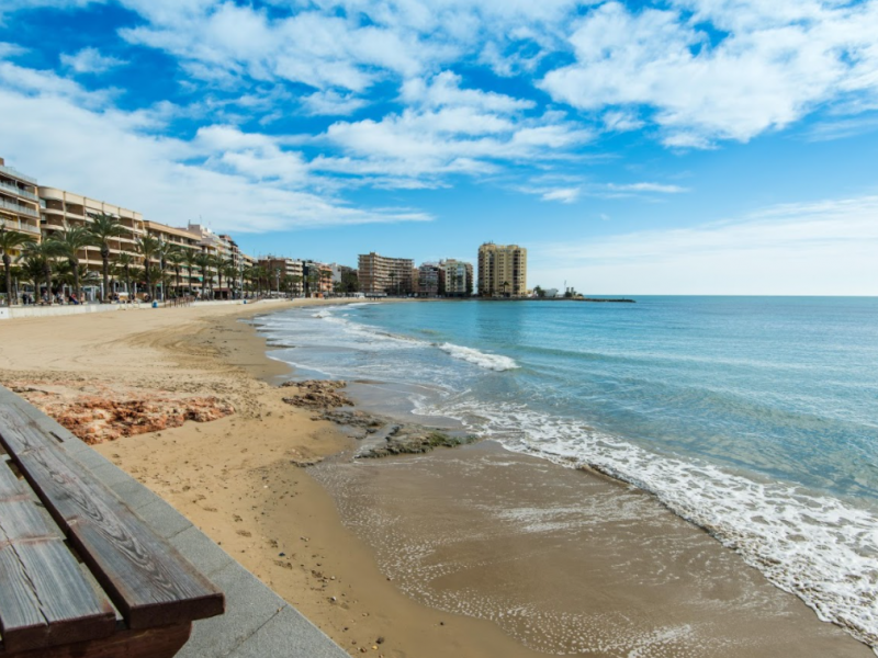 Discover a variety of luxury villas in Torrevieja to sunbathe, walk on the beach and enjoy leisure