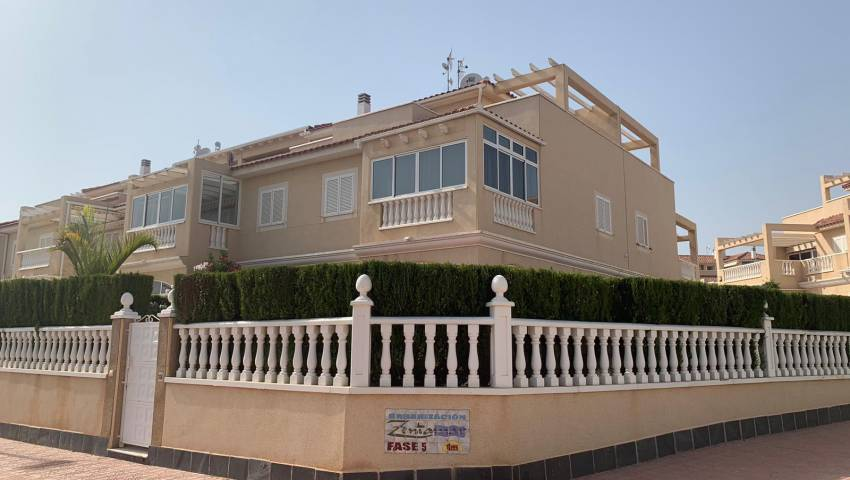 Ref:VB-90521 Semi detached house For Sale in Playa Flamenca