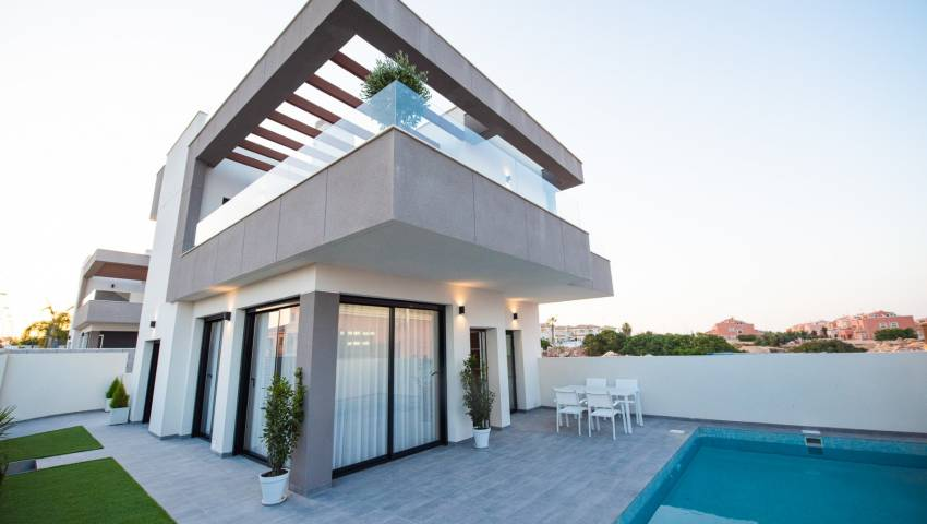 Ref:VB-275K Villa For Sale in Los Montesinos