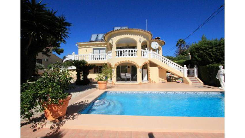 Ref:LQ-71067 Villa For Sale in Moraira