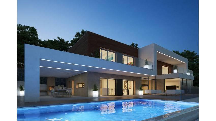 Ref:LQ-21186 Villa For Sale in Benissa Coast