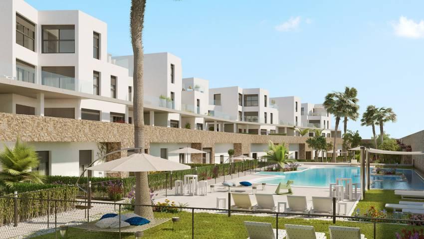 Ref:VB-288 Apartment For Sale in Villamartin