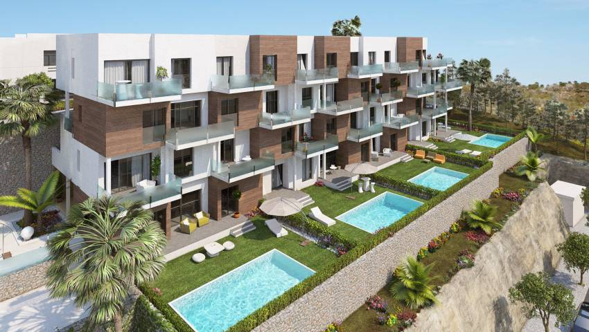 Ref:VB-289 Apartment For Sale in Campoamor