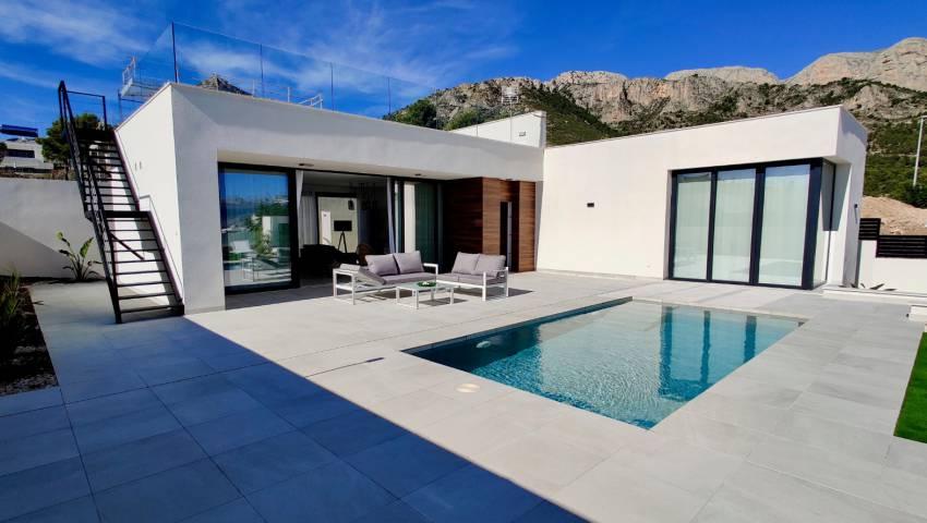 Ref:27006 Villa For Sale in Polop