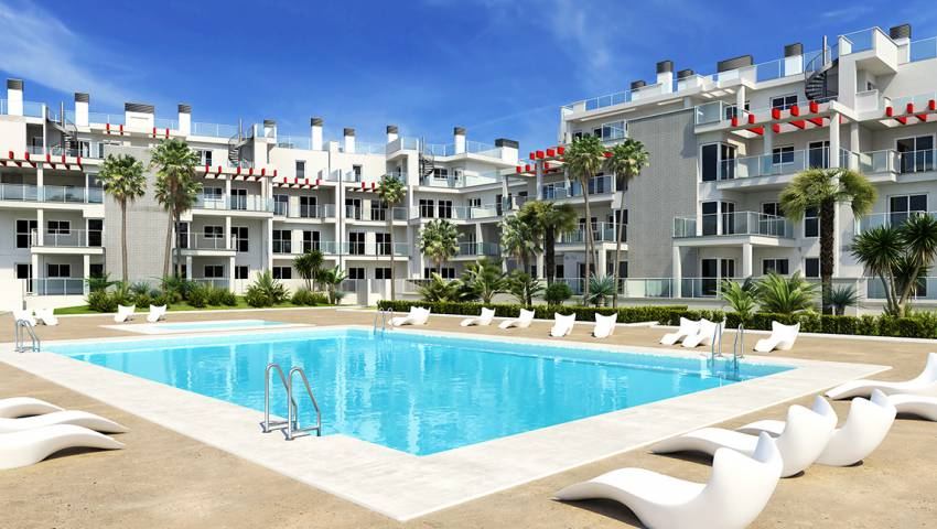 Ref:VB-794K Apartment For Sale in Denia