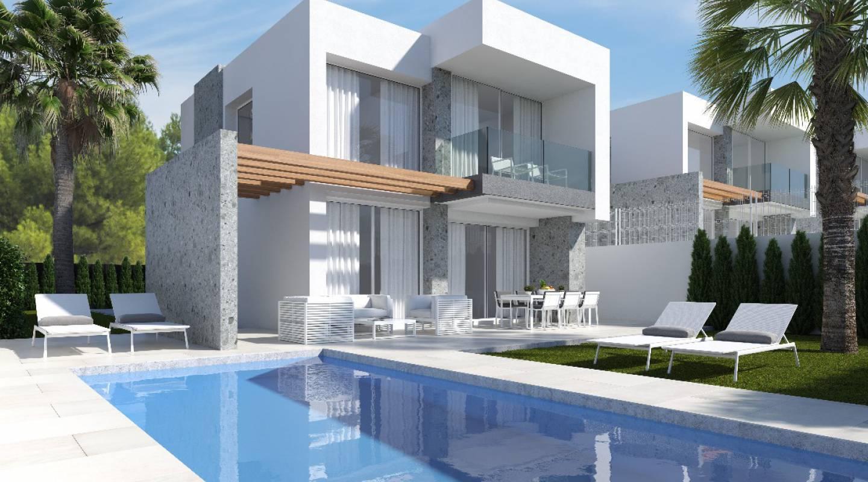 Ref:89598 Villa For Sale in Finestrat