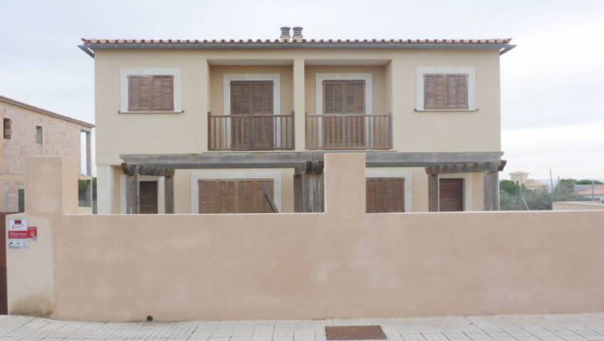 Ref:HK-29262 Semi detached house For Sale in Cala Pi / Vallgornera
