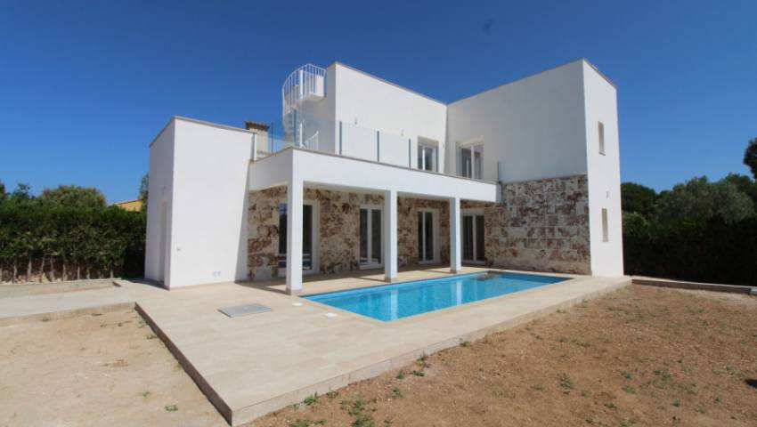 Ref:HK-60920 Villa For Sale in Sa Rapita