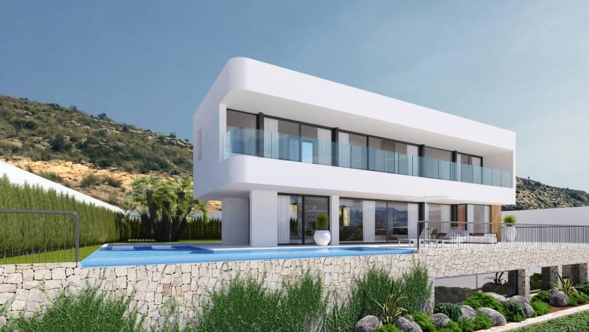 Ref:49692 Villa For Sale in Finestrat