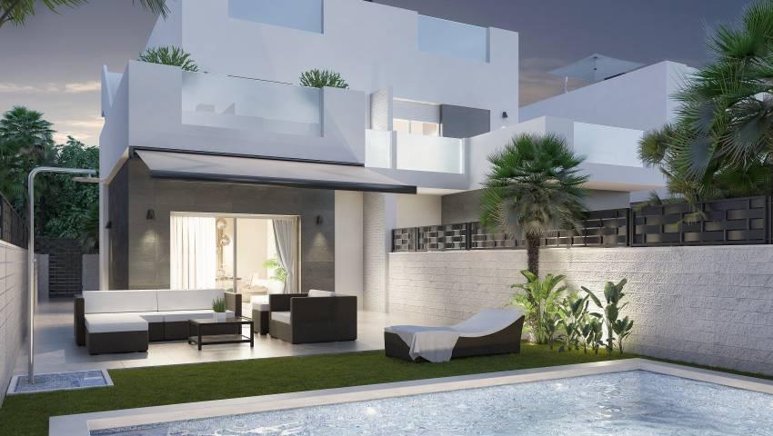 Ref:VB-137K Semi detached house For Sale in Ciudad Quesada