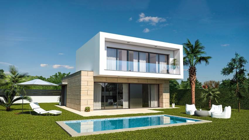 Ref:16599 Villa For Sale in Los Alcazares