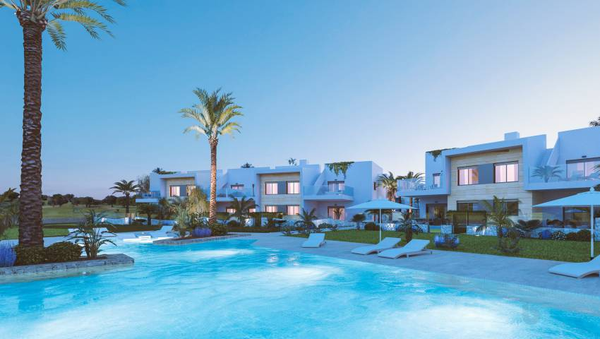 Ref:73843 Apartment For Sale in Pilar de La Horadada