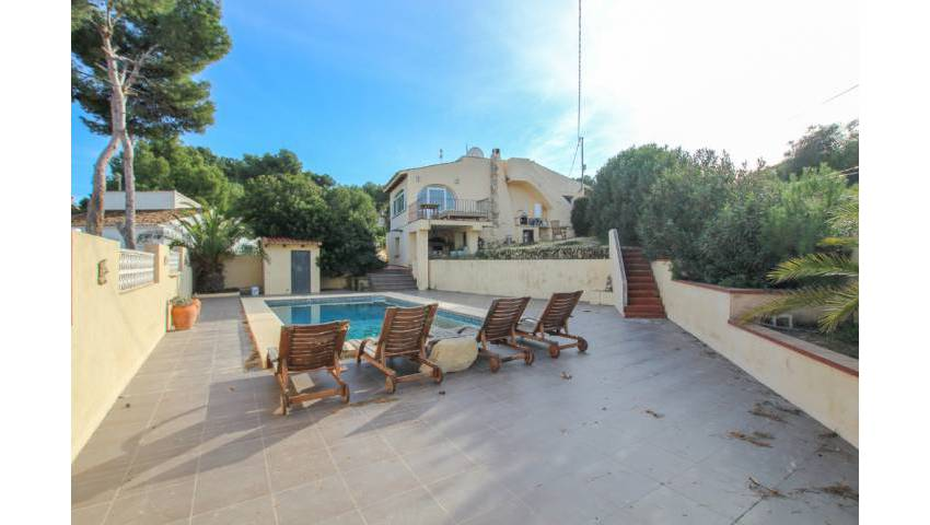 Ref:LQ-79178 Villa For Sale in Moraira