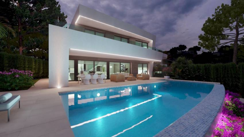 Ref:98929 Villa For Sale in Moraira