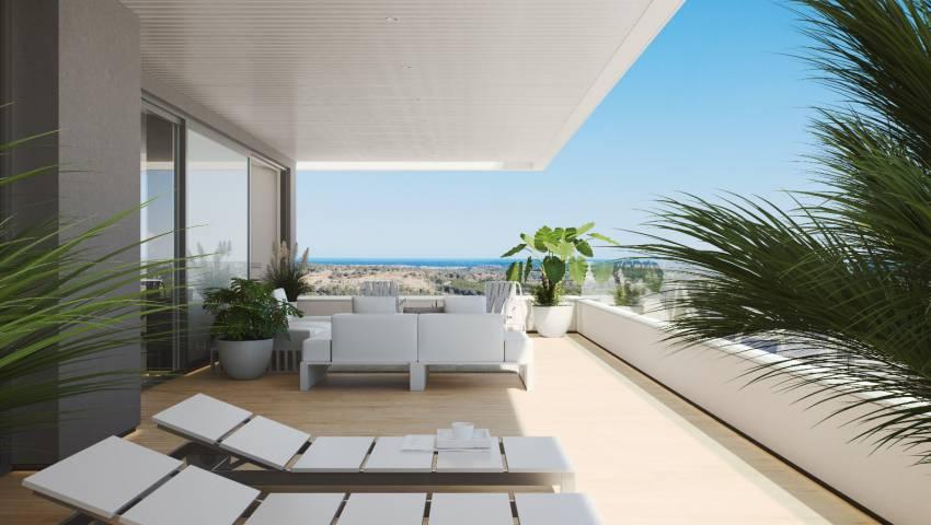 Ref:33484 Apartment For Sale in Las Colinas