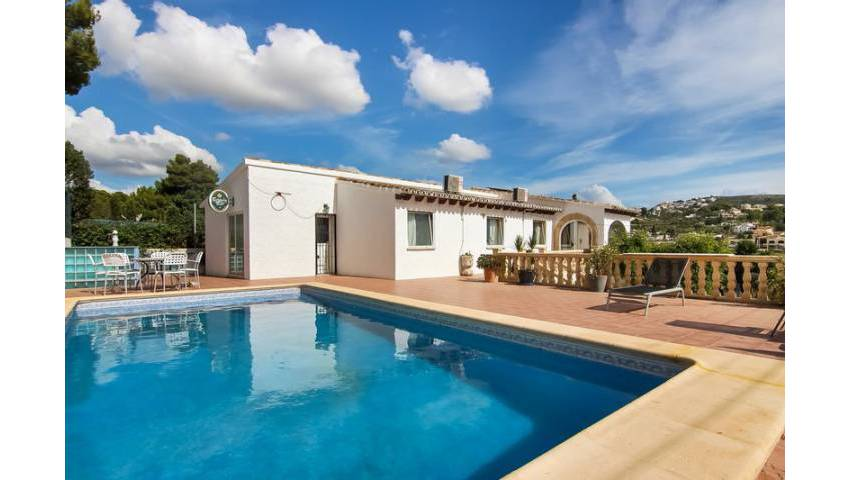 Ref:LQ-79575 Villa For Sale in Moraira