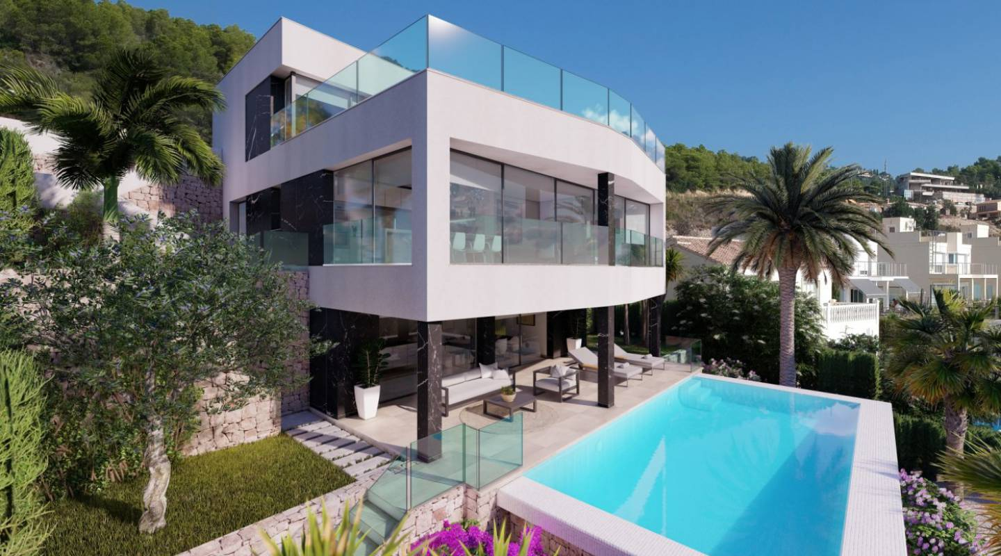 Ref:VB-809K Villa For Sale in Calpe
