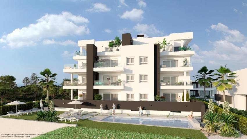 Ref:VB-831K Apartment For Sale in Villamartin