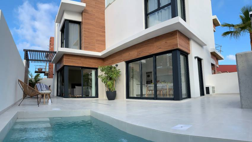 Ref:VB-837K Semi detached house For Sale in Santiago de la ribera
