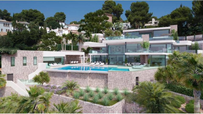 Ref:LQ-79501 Villa For Sale in Moraira