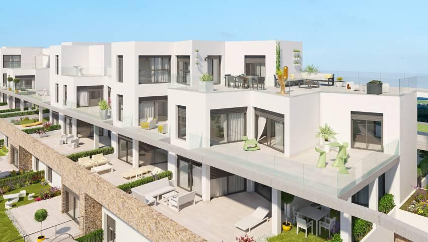 Ref:VB-293 Apartment For Sale in Villamartin