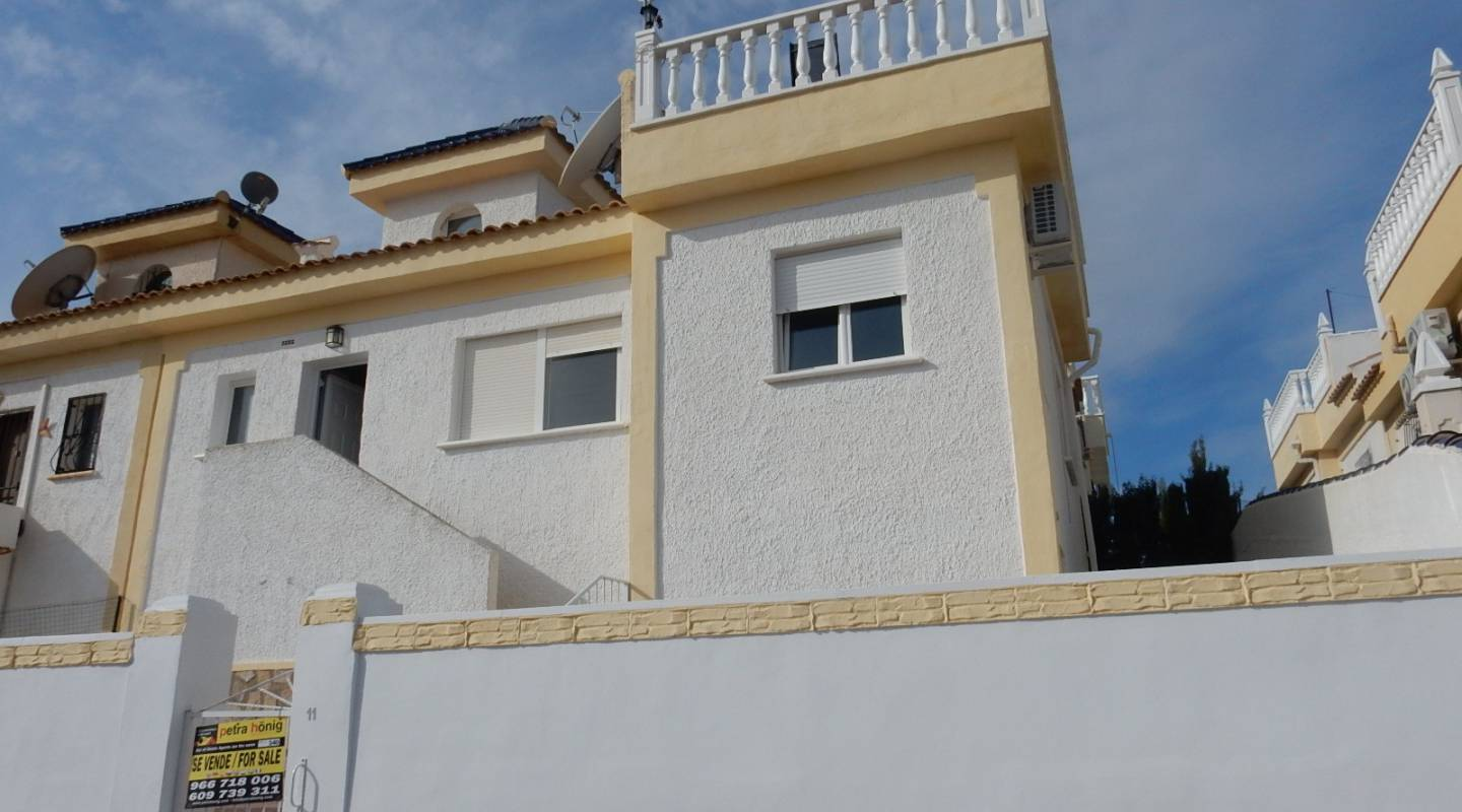 Resale - Semi Detached House - Ciudad Quesada - La Marquesa