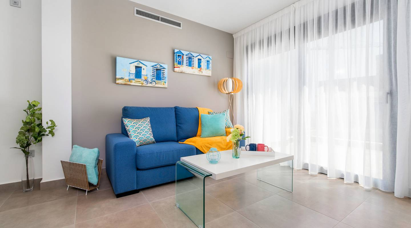 New Build - Apartment - Pilar de La Horadada - Pilar de la Horada